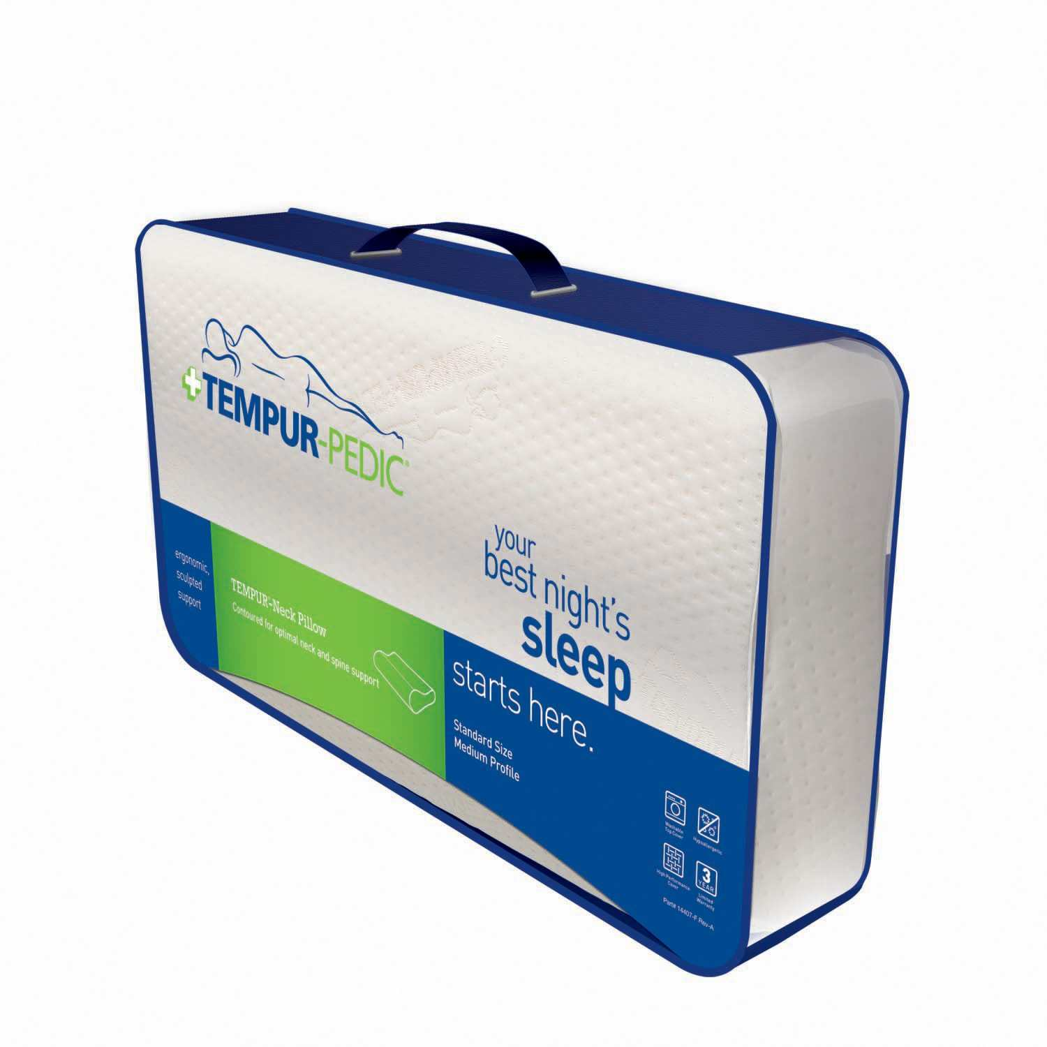 Tempur-Pedic Neck Pillow