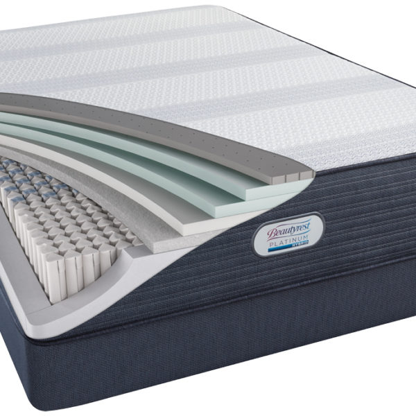 Emerald Falls Ultimate Plush Beautyrest Platinum Hybrid