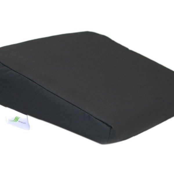 Sloping Memory Foam Seat Cushion The Back Store